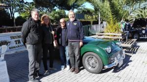 Luigi, Gianna, Alfio e Roberto