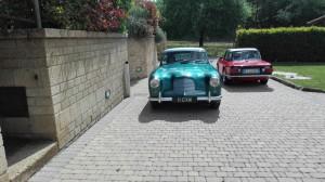 La bella Aston Martin DB2