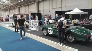 Le TR3A tipo Le Mans