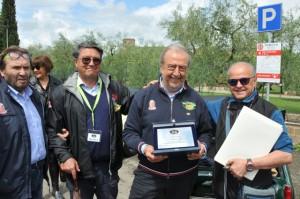 Massimo, Pierluigi, Roberto e Arturo Comastri