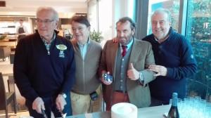 Enzo, Giovanni, Massimo e Roberto