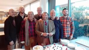 Luigi, Stefano, Tonino, Maurizio, Massimo, Roberto e Marco