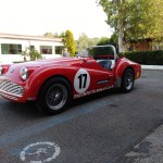 Goodwood TR3A di Alfio Bracci