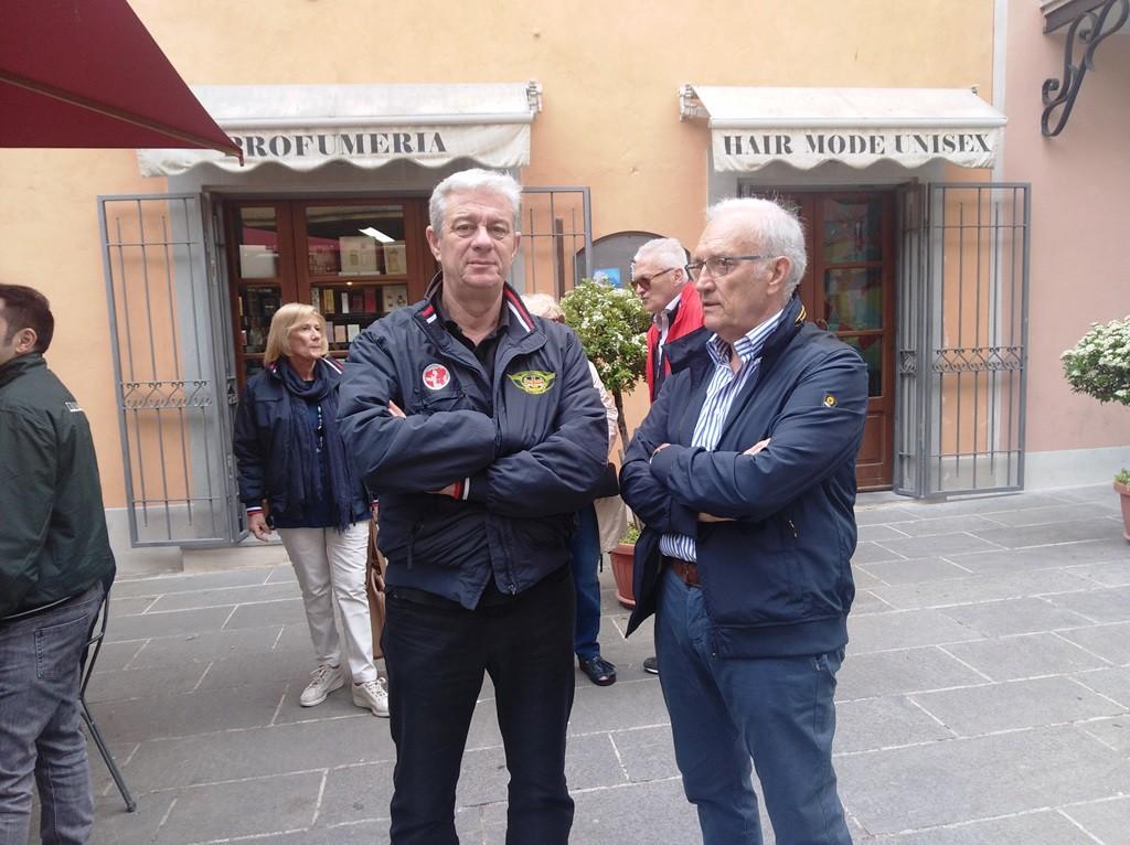 Maurizio ed Enzo