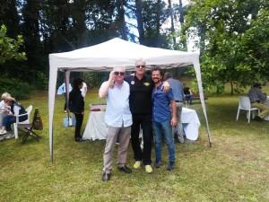 Alessandro, Maurizio e David